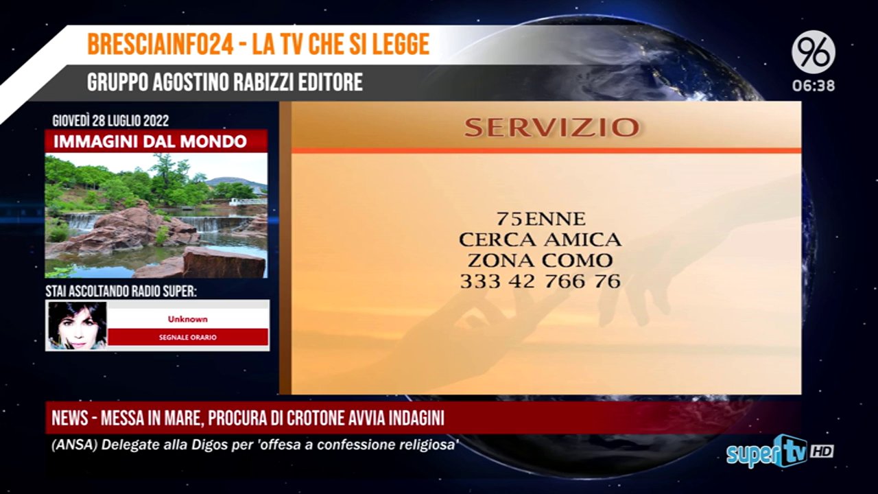 Watch Super TV Brescia