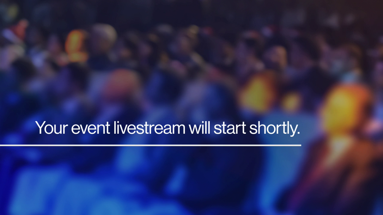 Watch Bloomberg TV Live Event