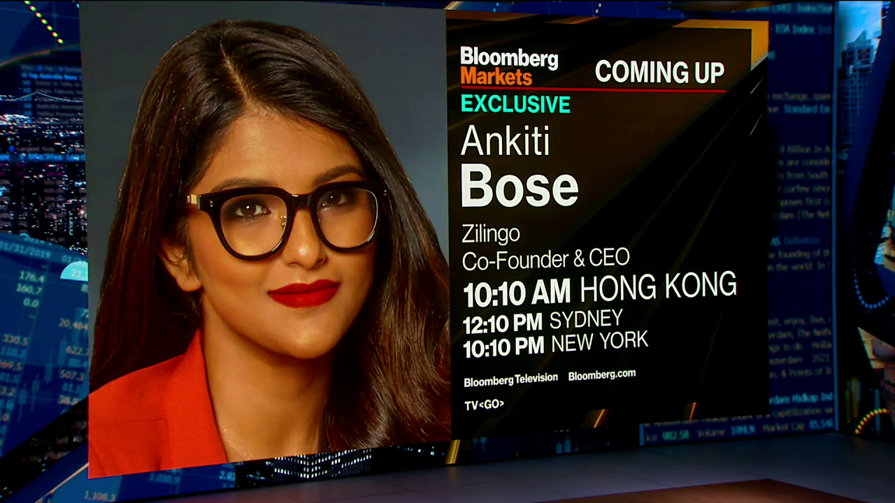 Watch Bloomberg TV US